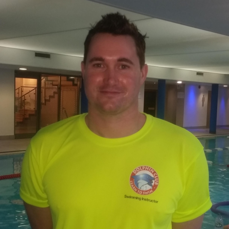 Eddie Churn, Swimming Instructor