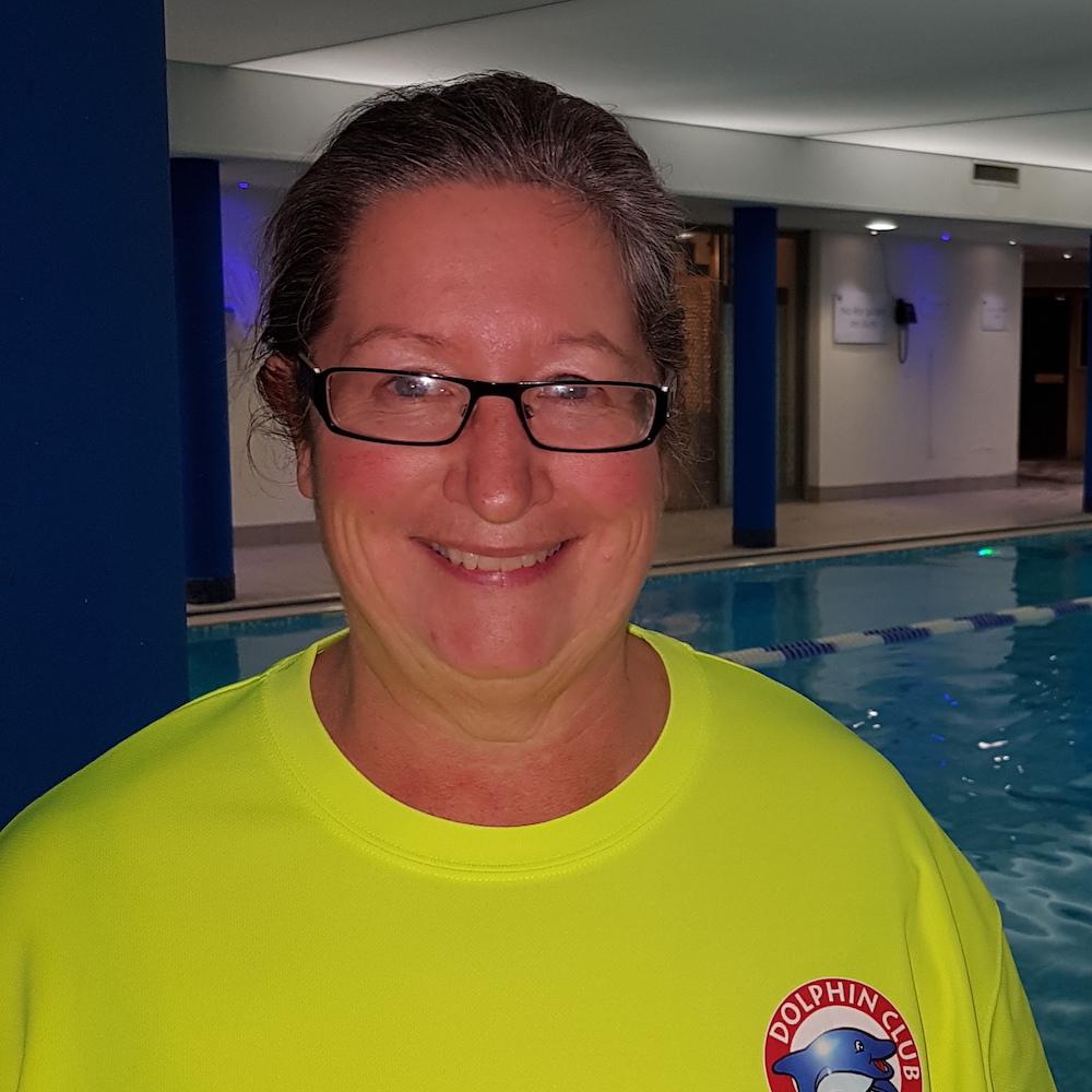 Sheila Churn, Swimming Instructor