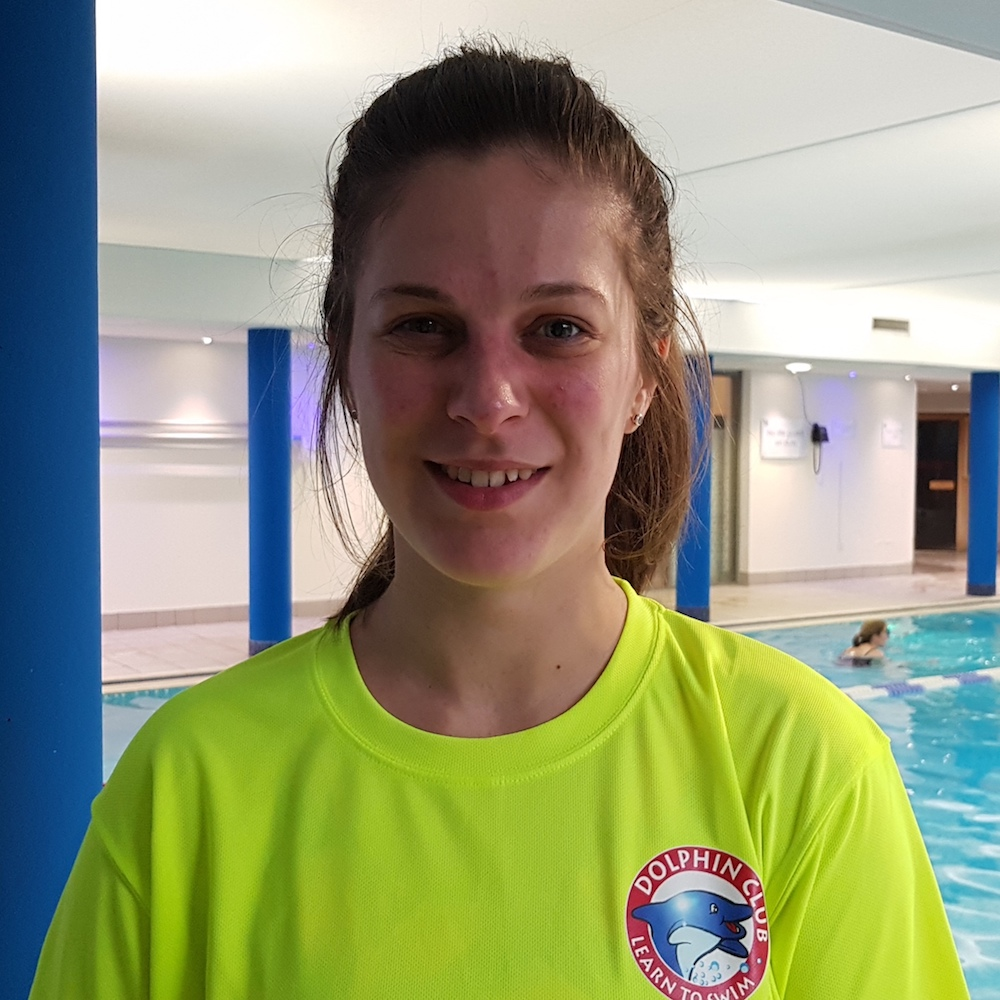 Sian Lipscomb, Swimming Instructor