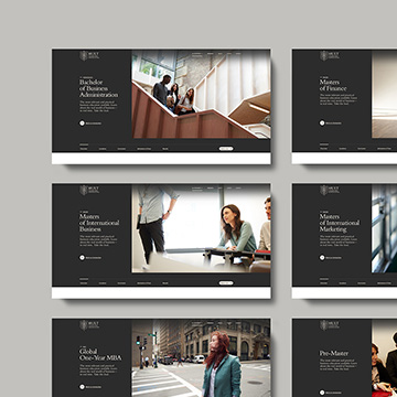 Hult International Business School done by Thomas Le Corre