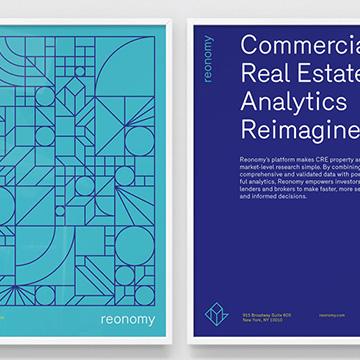 Reonomy rebranding by DIA