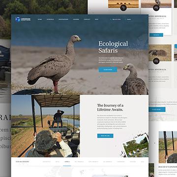 Cheesemans's Ecology Safaris by Elegant Seagulls