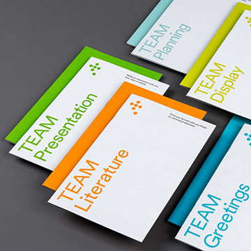 Team impression brand by Design project
