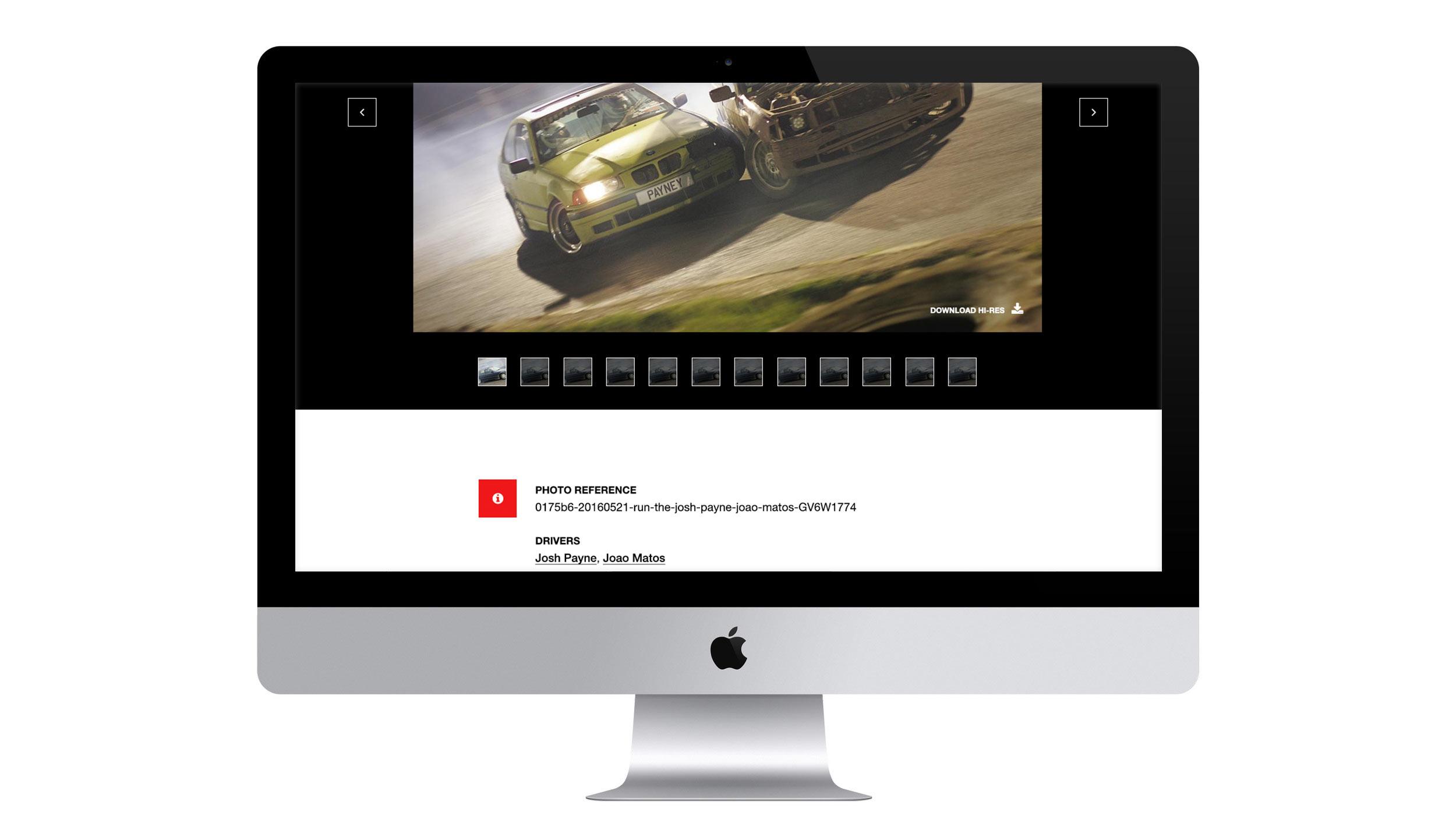 Lewis Collard's Horsepower website
