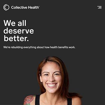 Collective health website