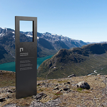 Norway's National Parks brand strategy
