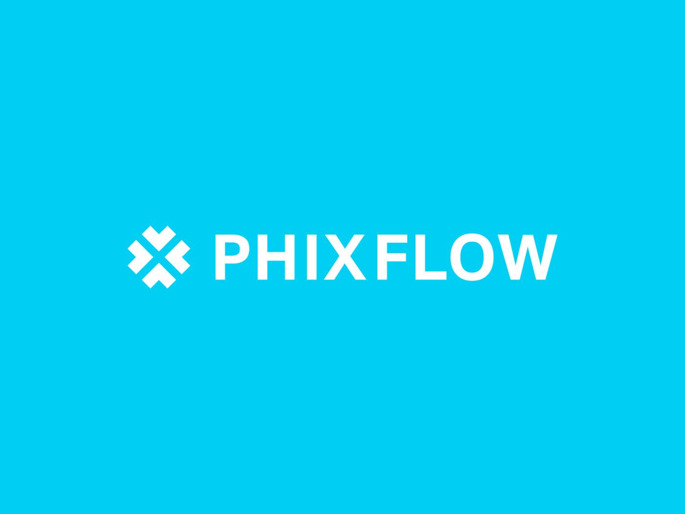 PhixFlow white washed brand, by Chiara Mensa