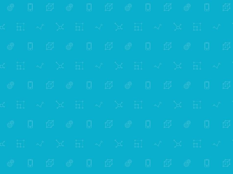 PhixFlow vector pattern, by Chiara Mensa