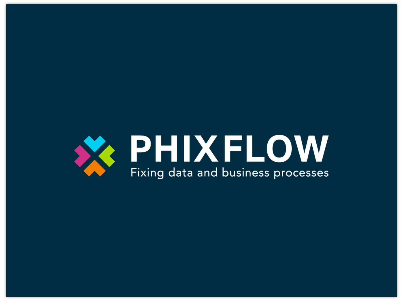 Phixflow brand refinement, by Chiara Mensa for Onespacemedia