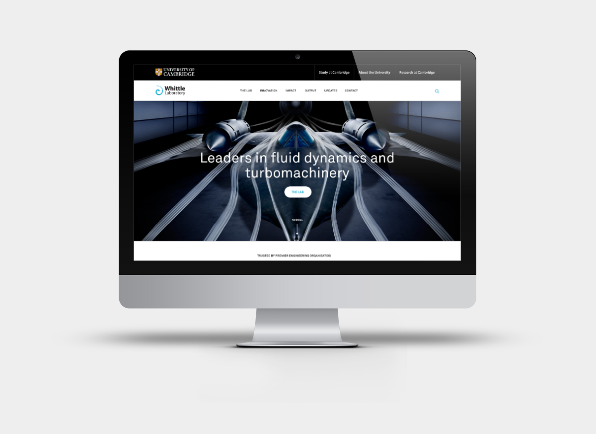 Whittle Laboratory homepage