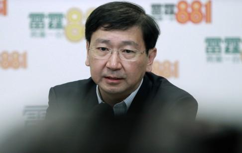 Professor Johannes Chan Man-mun, Photo: Edward Wong