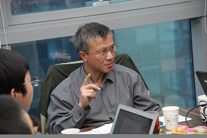 Prof. Zhang Qianfan (source: Wiki Commons)