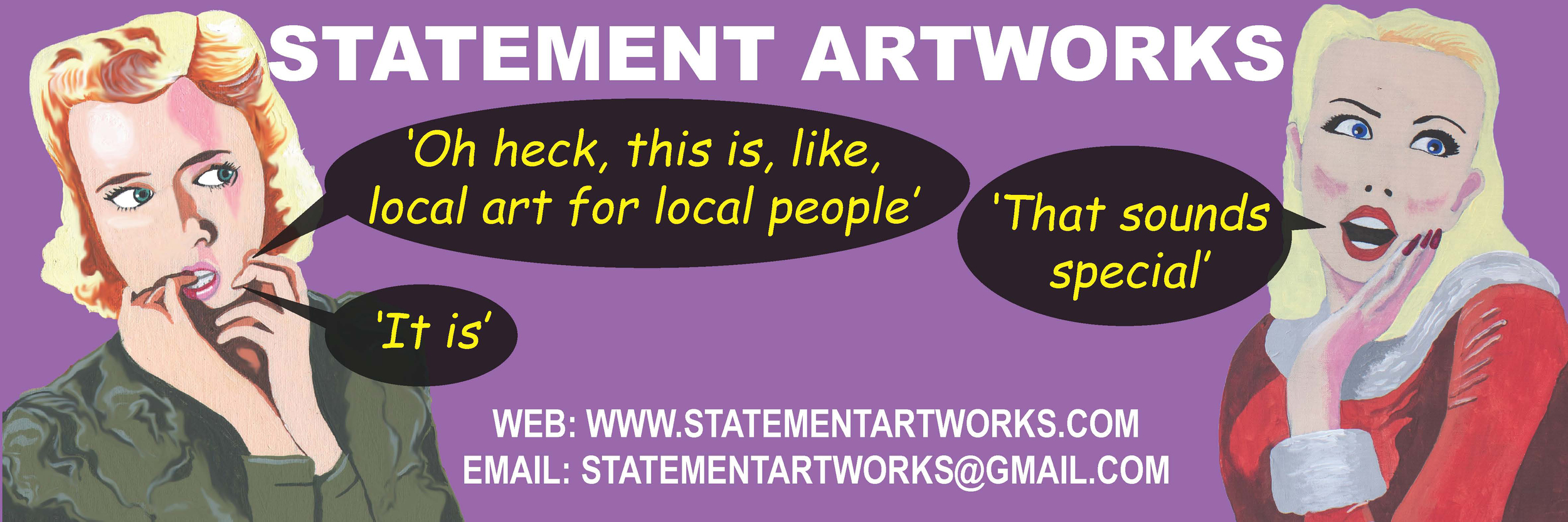 Statement Artworks