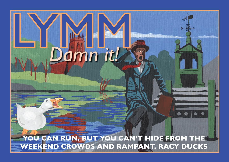 Lymm poster from statementartworks.com