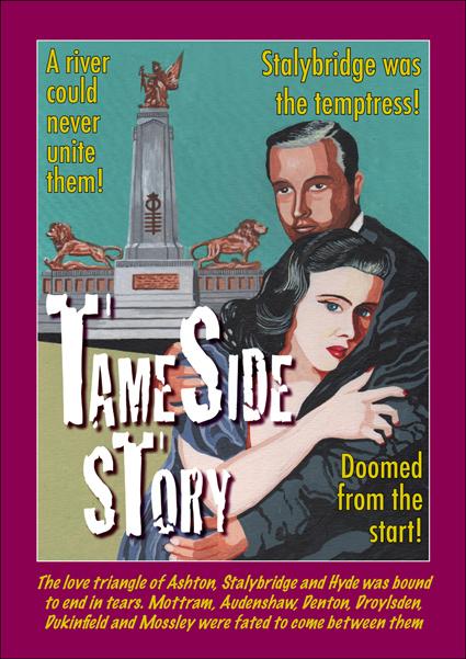 Tameside poster
