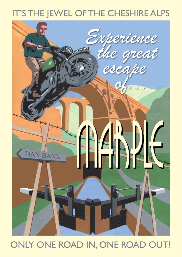 Marple by Eric Jackson, Statement Artworks