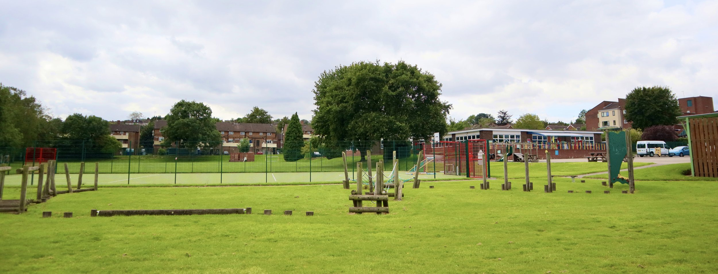 Our school grounds