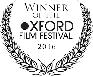 Embers film Oxford Film Festival laurels