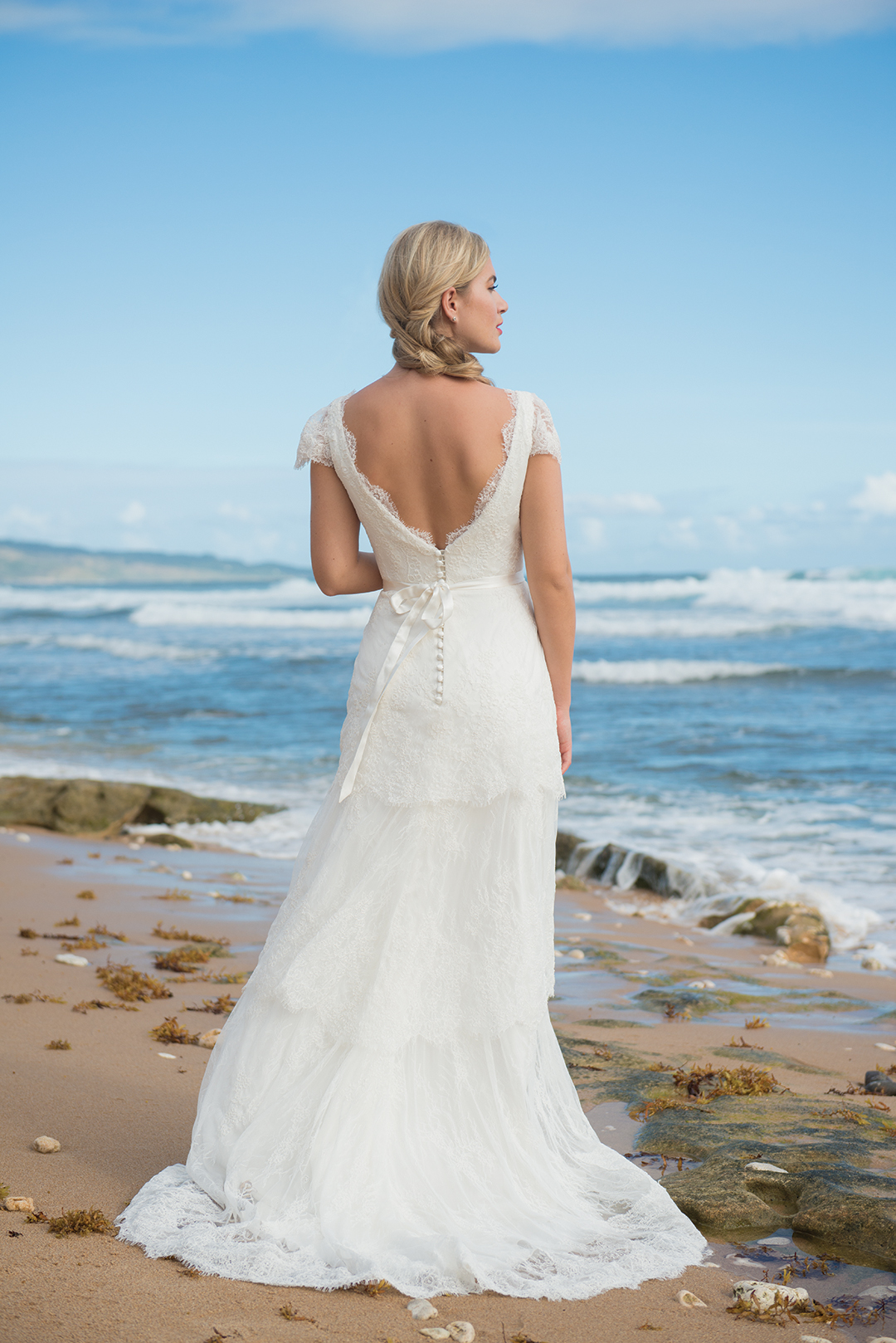 Ocean Mist by Ivory & Co. Bridal - available now to try