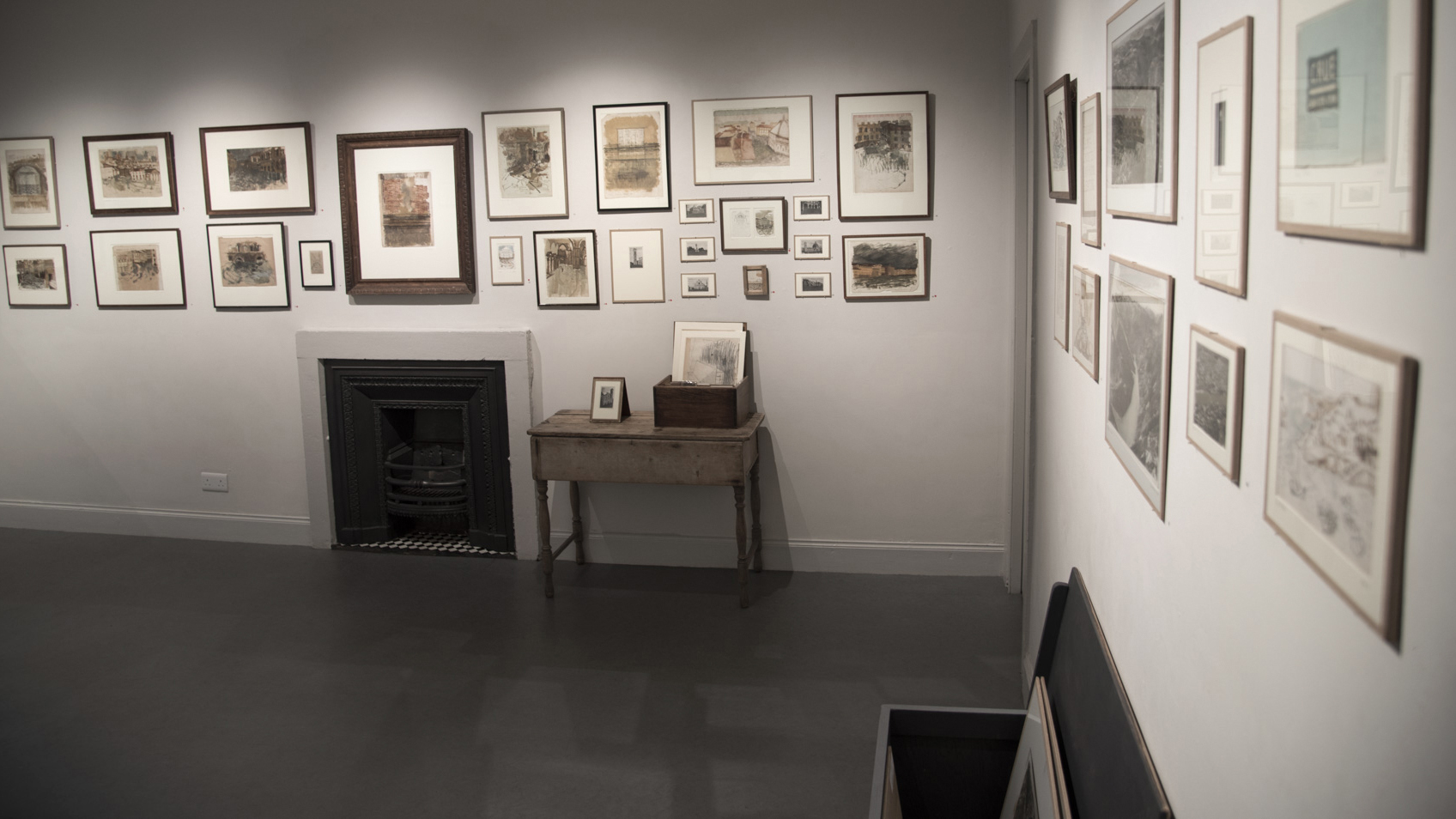 Tonight Rain, Tomorrow Mud, Scottish Gallery 1
