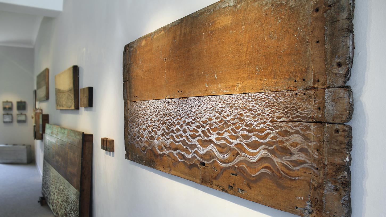 Years of Dust & Dry, The Scottish Gallery, Edinburgh. 2