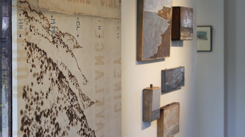 Years of Dust & Dry, The Scottish Gallery, Edinburgh. 4