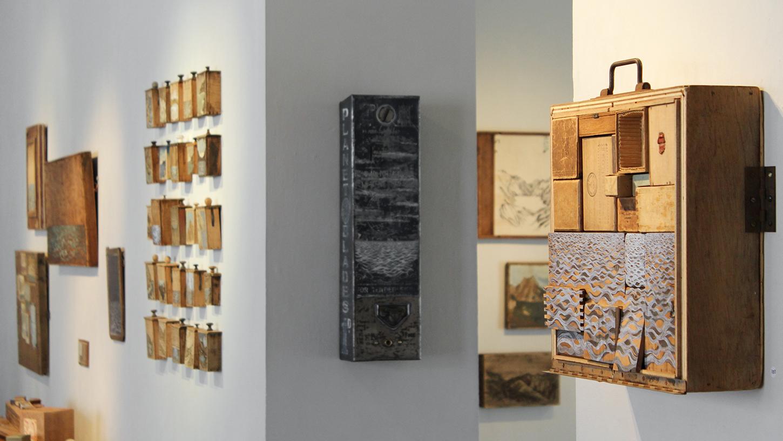 Years of Dust & Dry, The Scottish Gallery, Edinburgh. 11