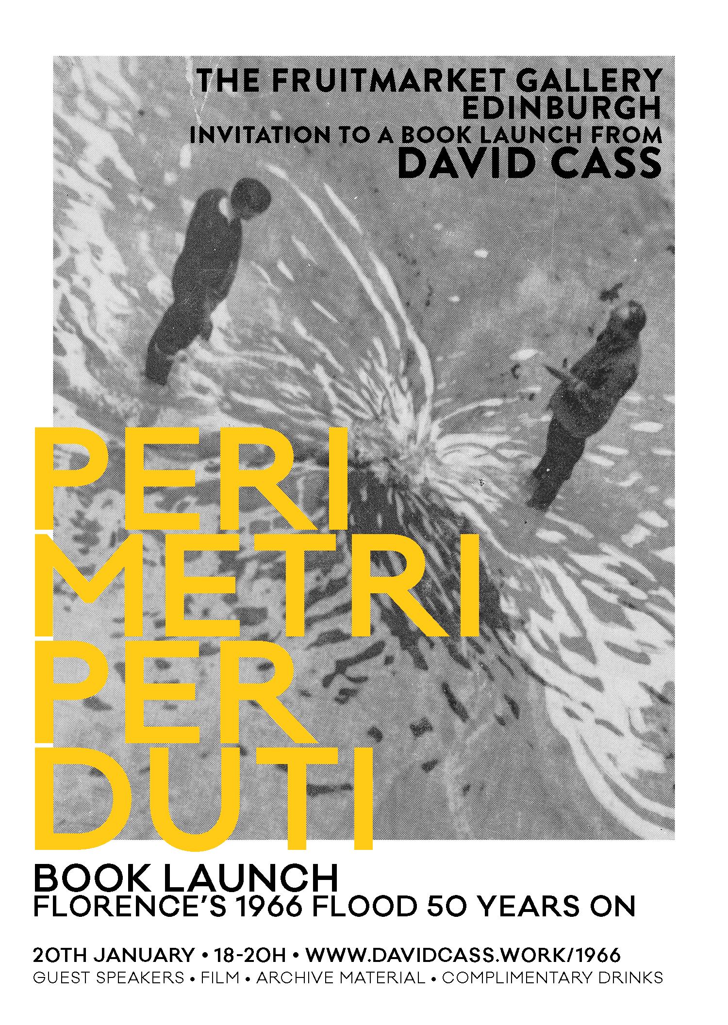 David Cass Flyer