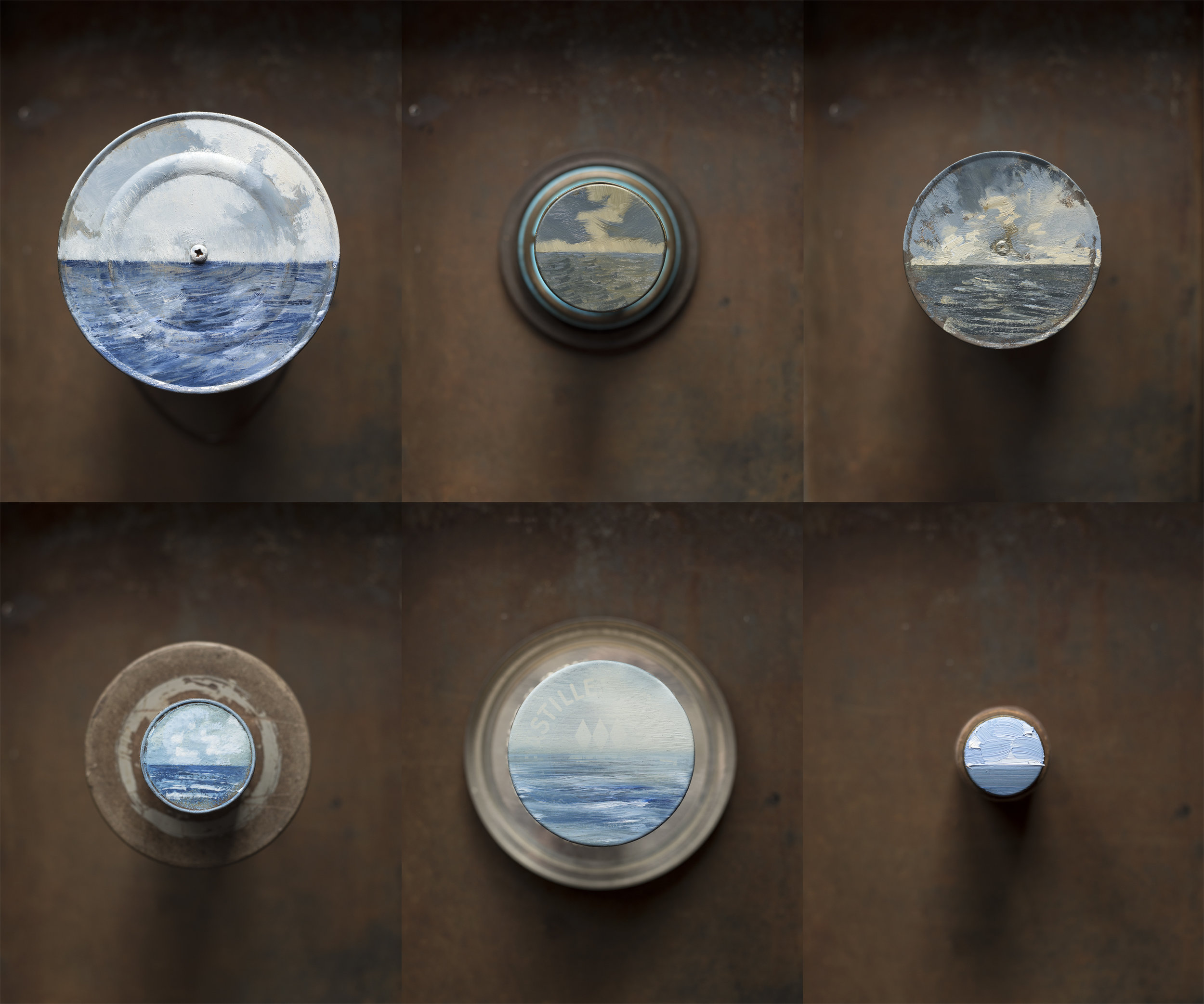 Portholes by David Cass