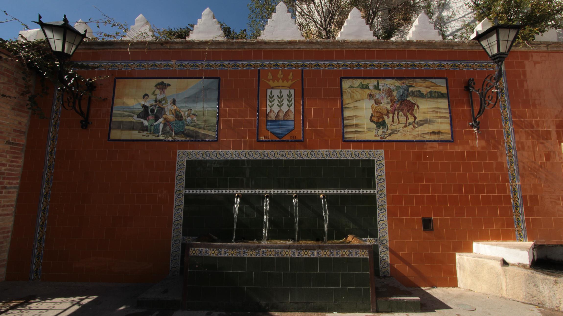 Well in Almería