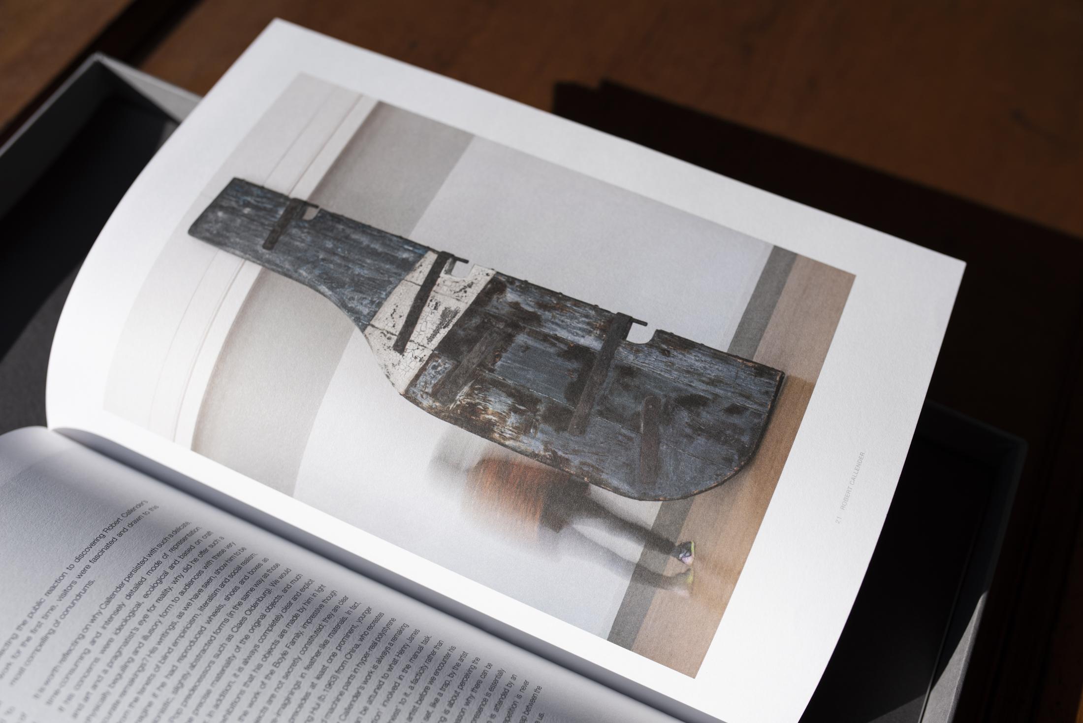 Robert Callender A2B An Artist's Journey Pages