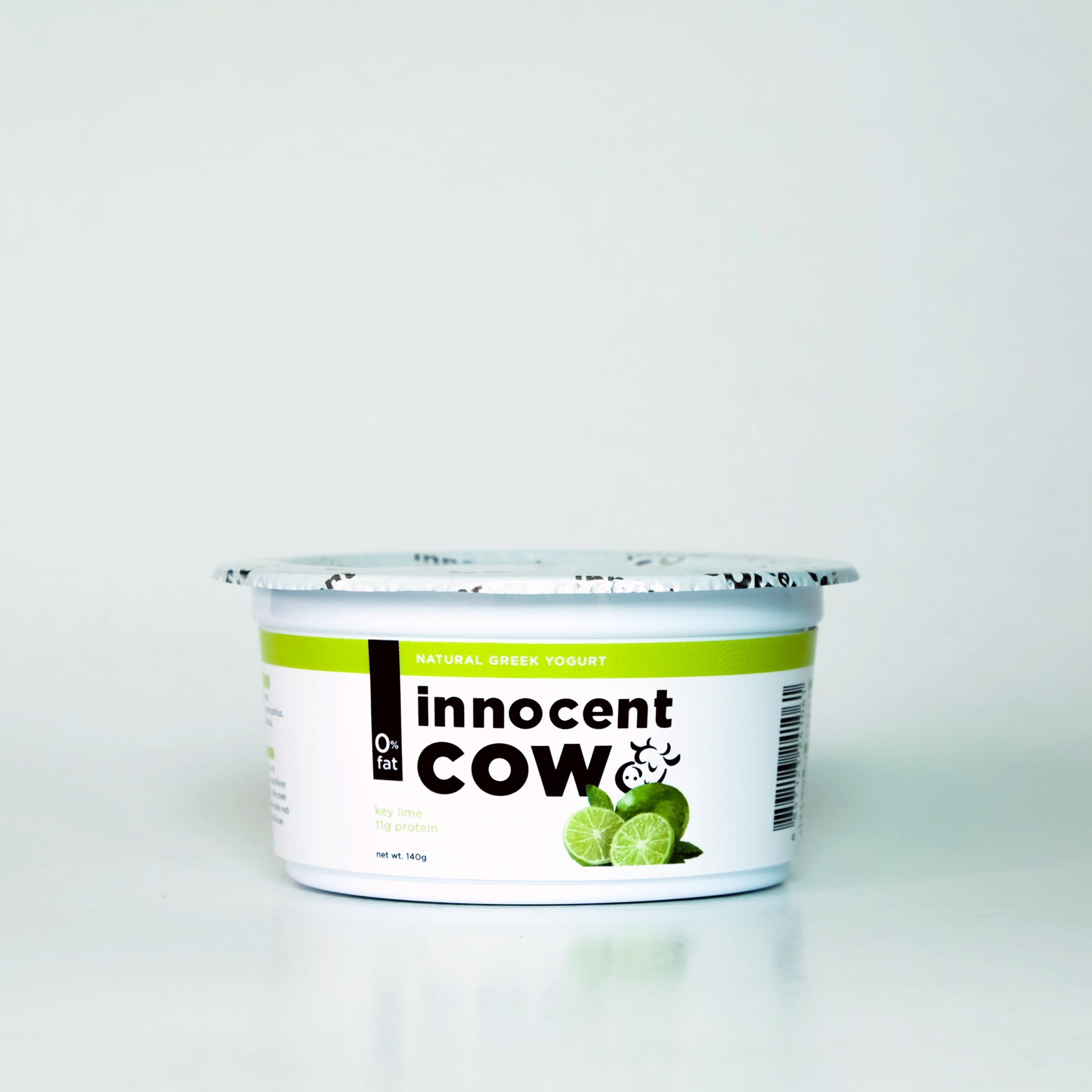 innocentcow - key lime 140g
