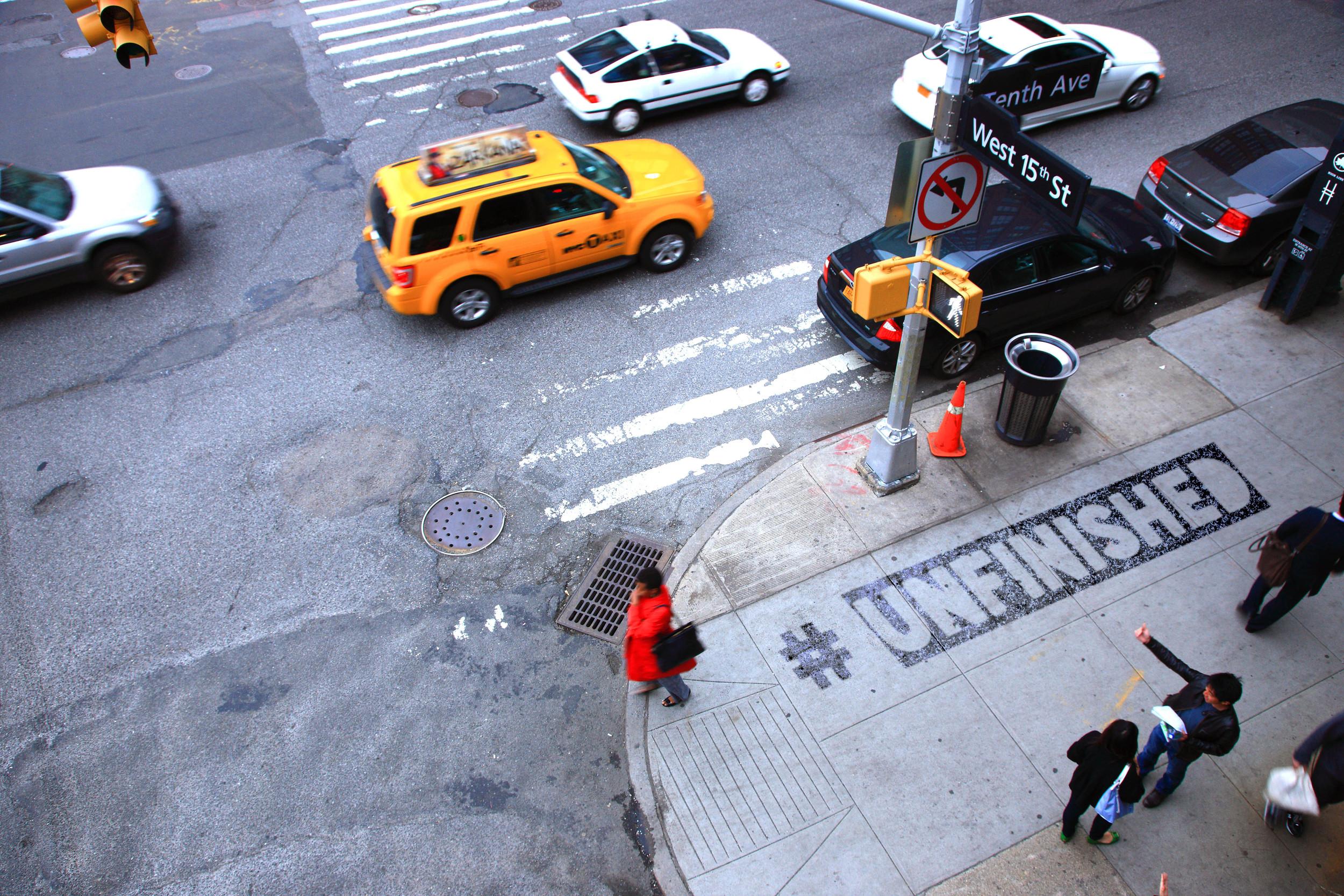 Urban Stencil PR