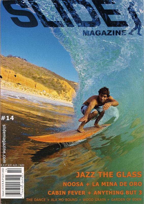 Slide Magazine /// Cover