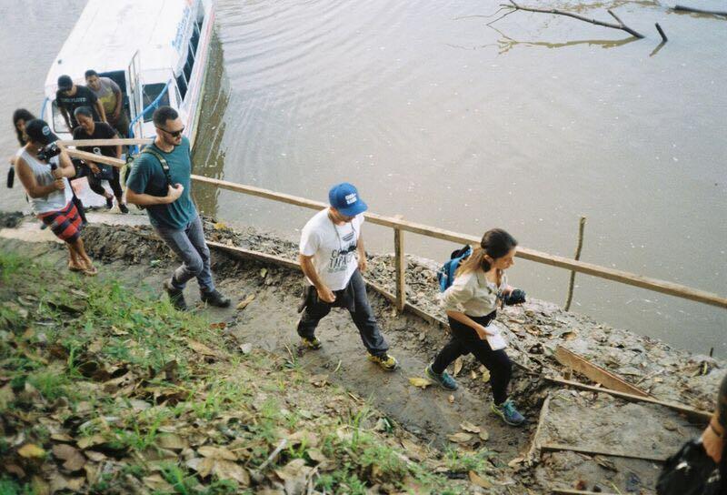 In the Amazon with Pedro Miguel Schiaffino, Jock Zonfrillo and Matías Cilloniz