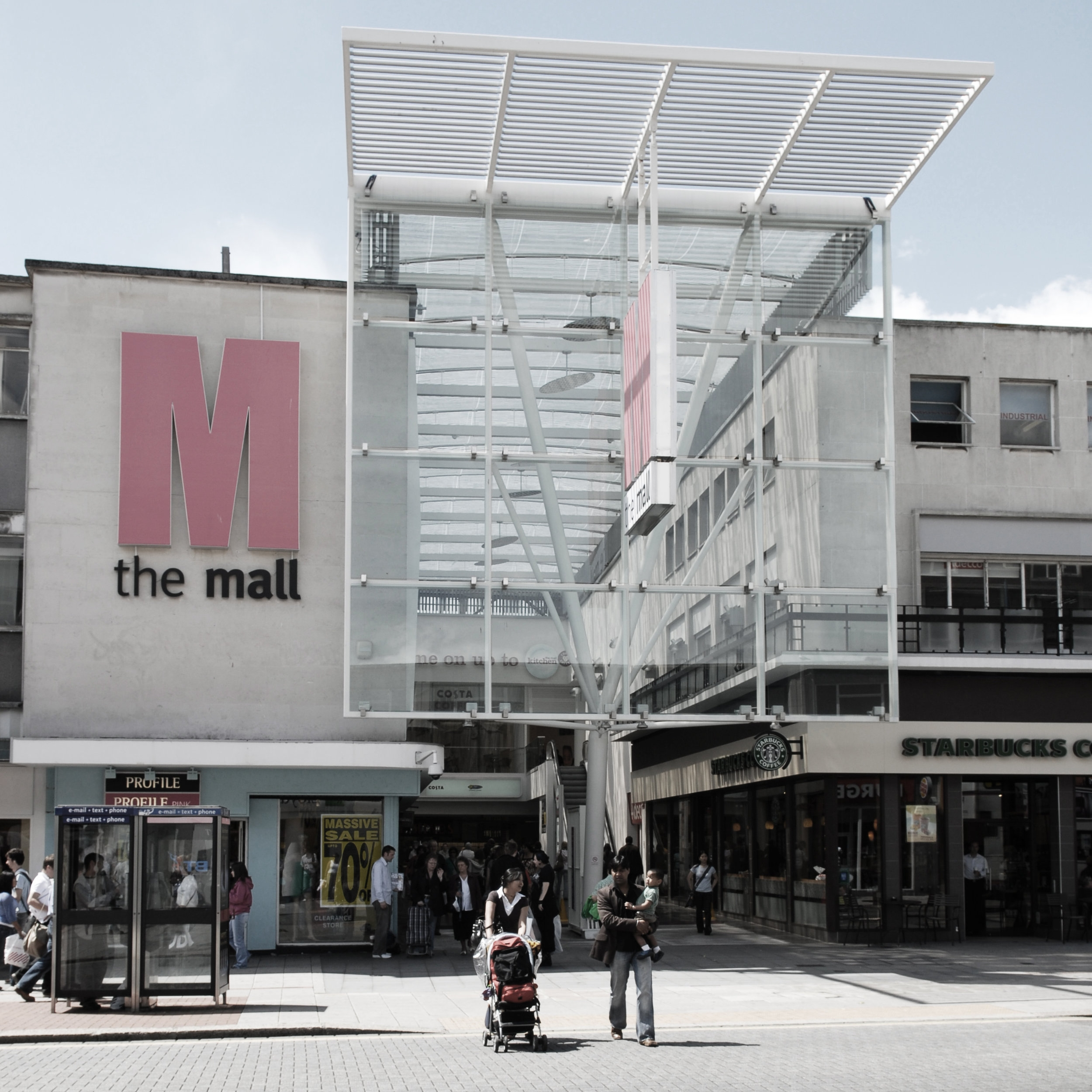 Marlands, Southampton, UK