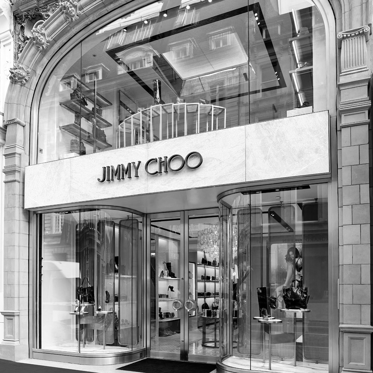 Jimmy Choo, New Bond Street, London, UK