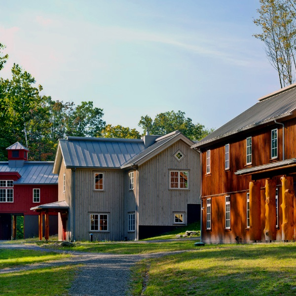 Festival Passes - Commute, camp, or stay overnight in one of three beautiful buildings.