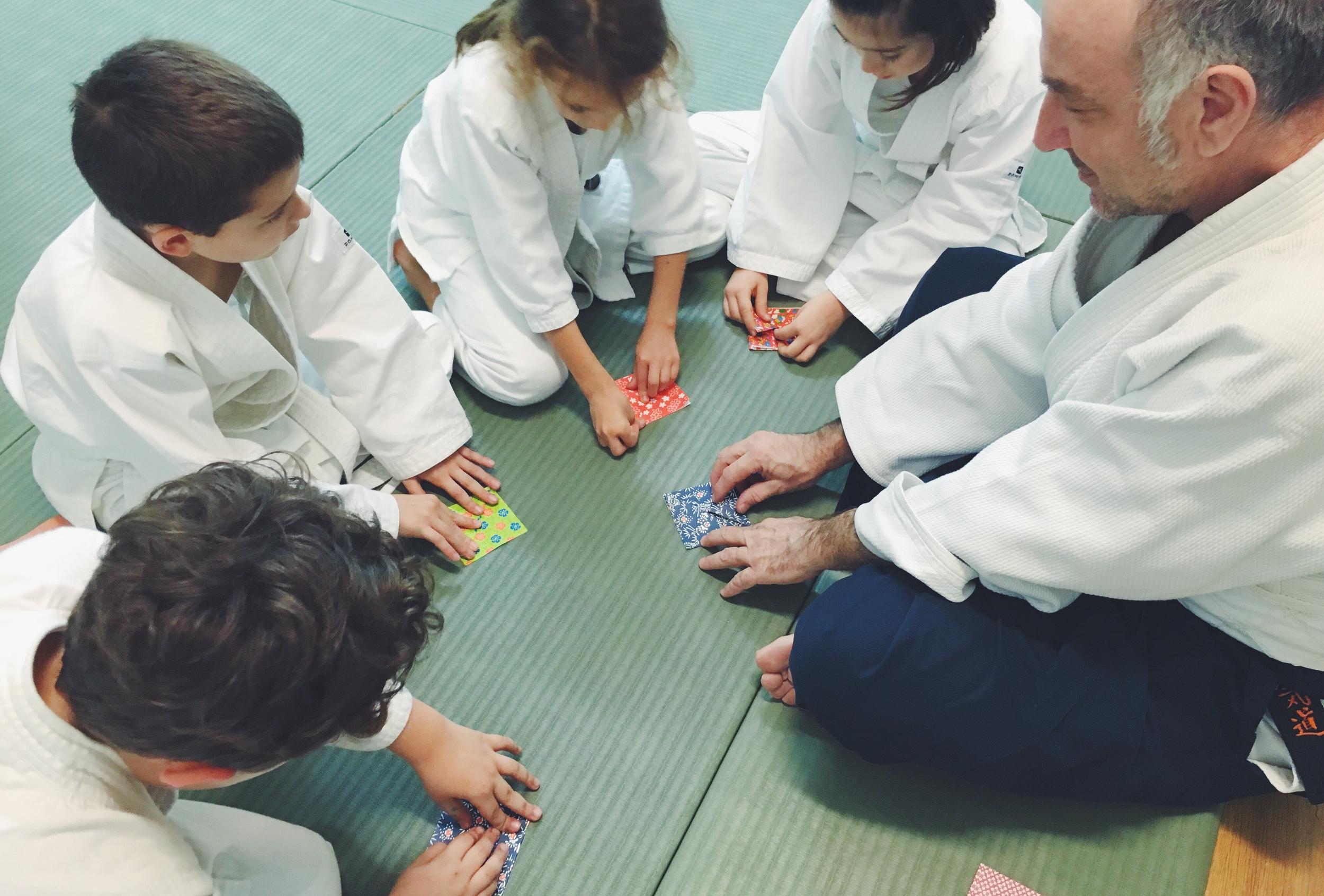 aikido-bambini-gioco