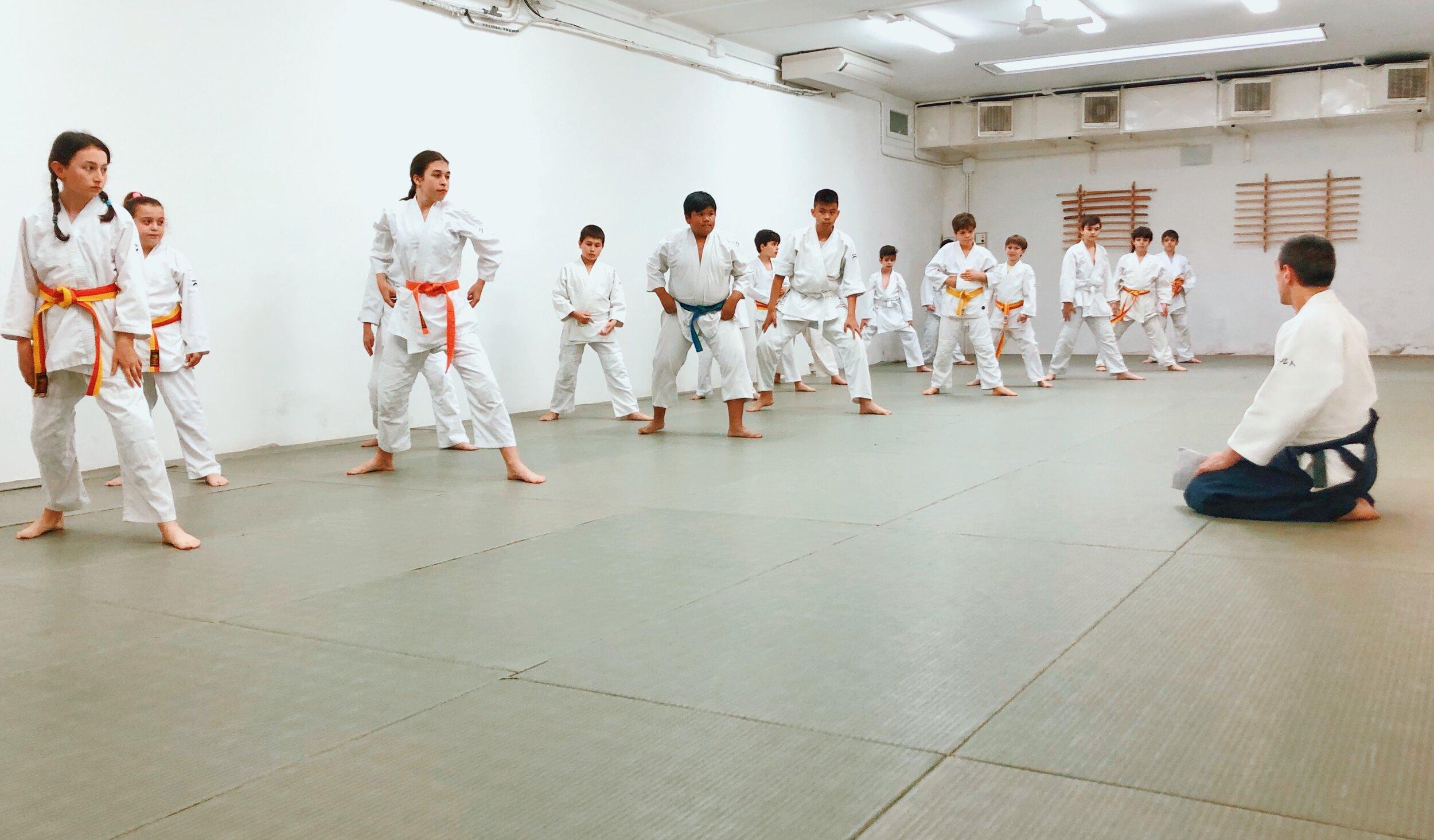 aikido-ragazzi-esame