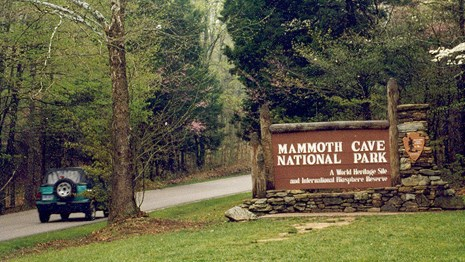 Photo: National Park Service, Mammoth Cave National Park Kentucky