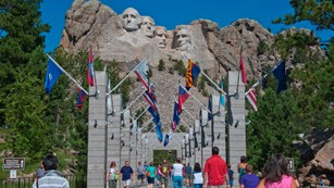 Photo: National Park Service, Mount Rushmore National Memorial South Dakota