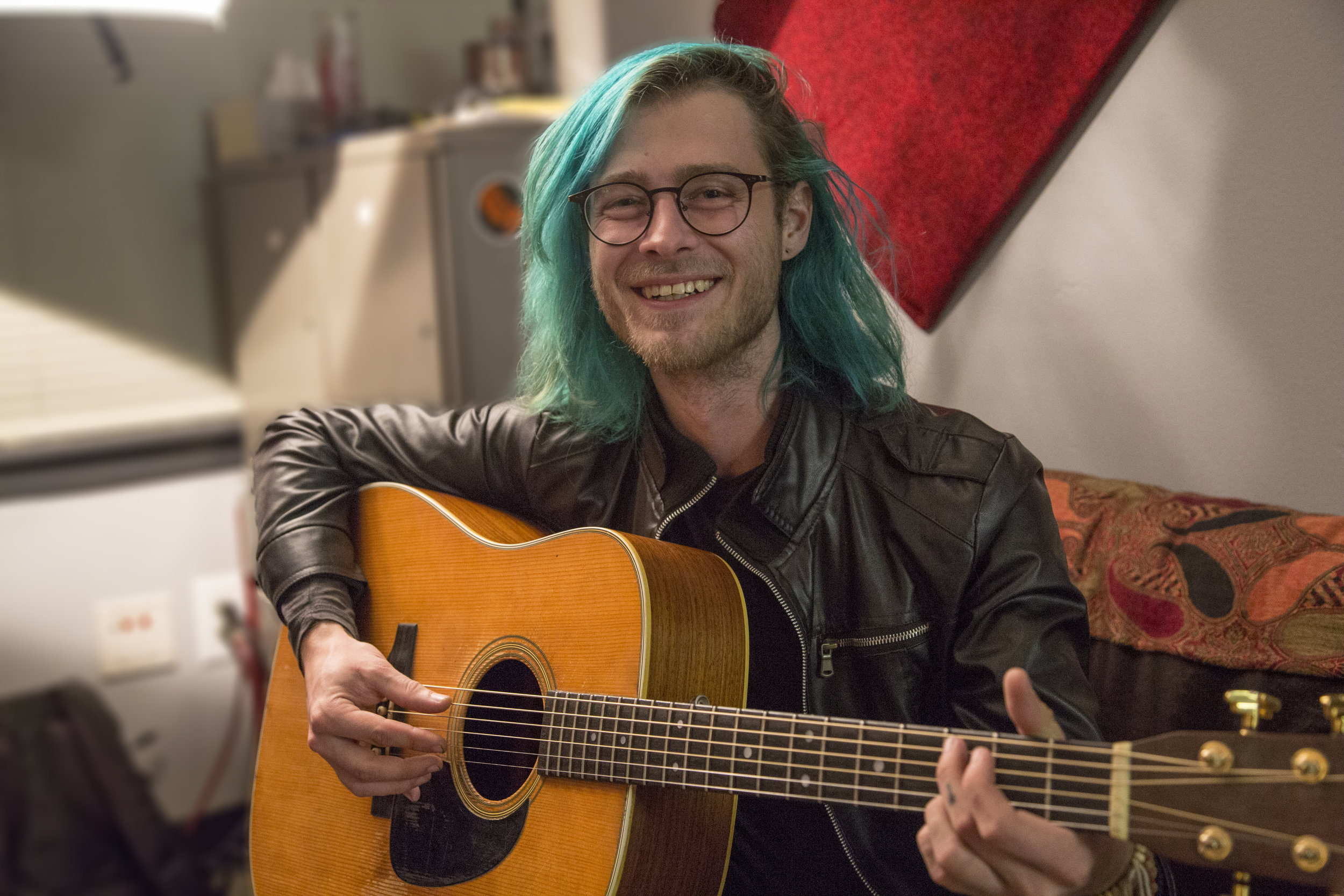 guitar blue hair.jpg
