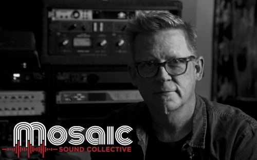 Dan Redman / Mosaic Sound Collective Founder