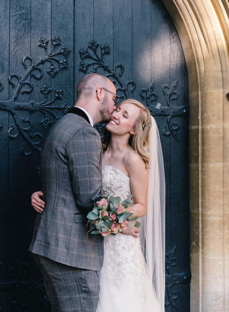 Buckingham Wedding Photo - Church Door.jpg