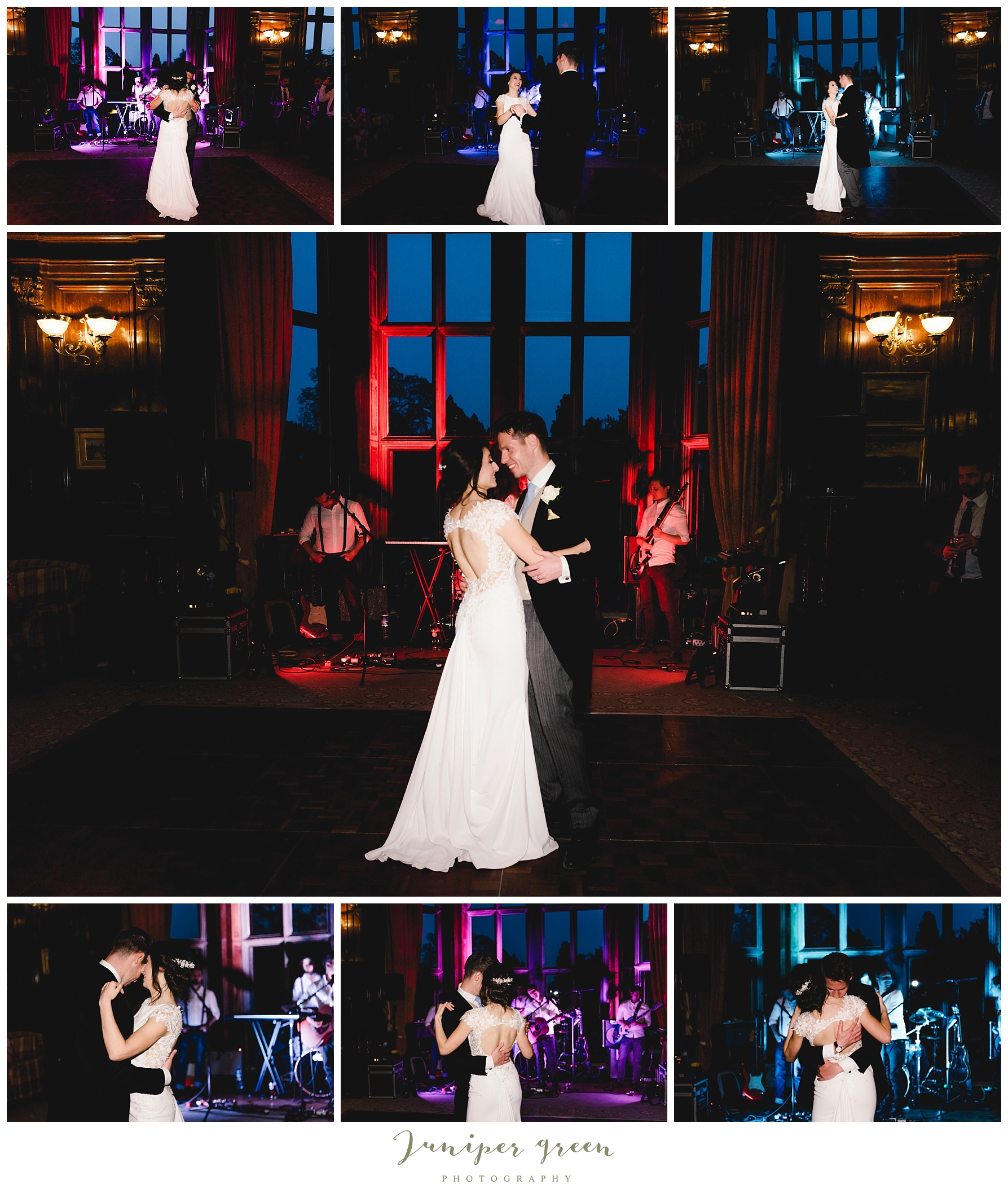 Ashridge House First Dance