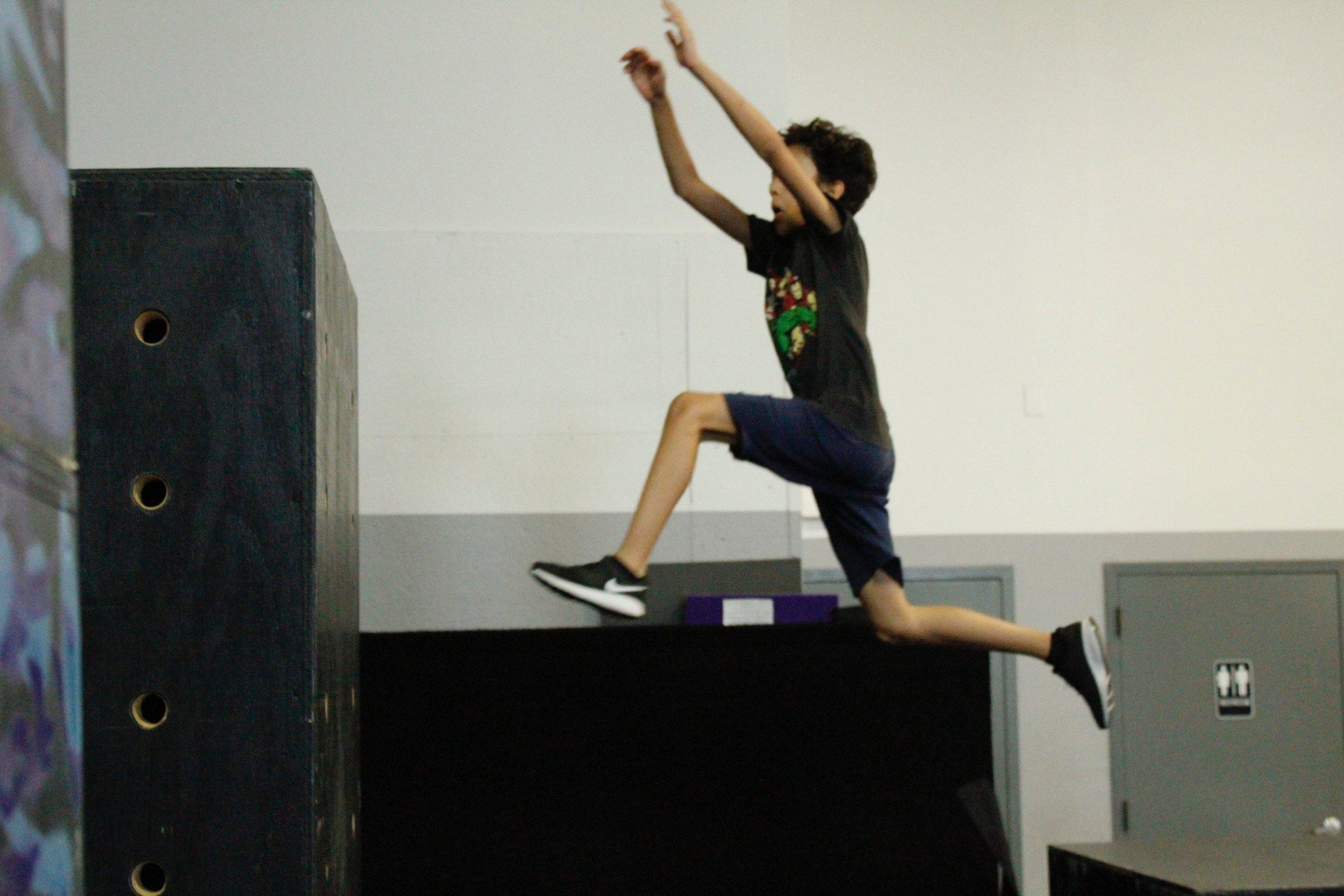 Bolt Parkour & Freerunning Academy