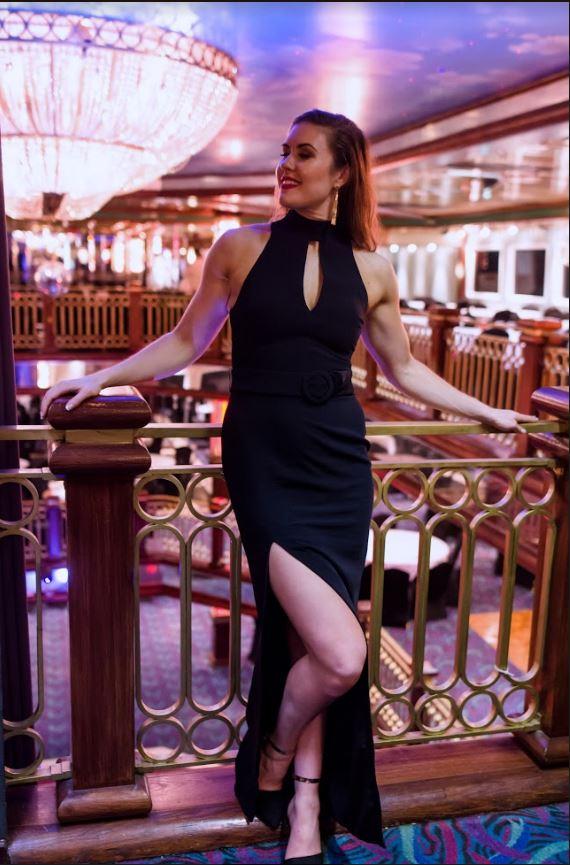 Yacht time =Fancy AF. Photo credit:  Aida Mahmutovic