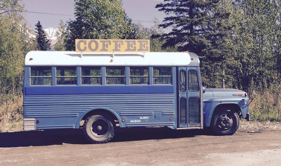 Uncle Leroy's Coffee Bus