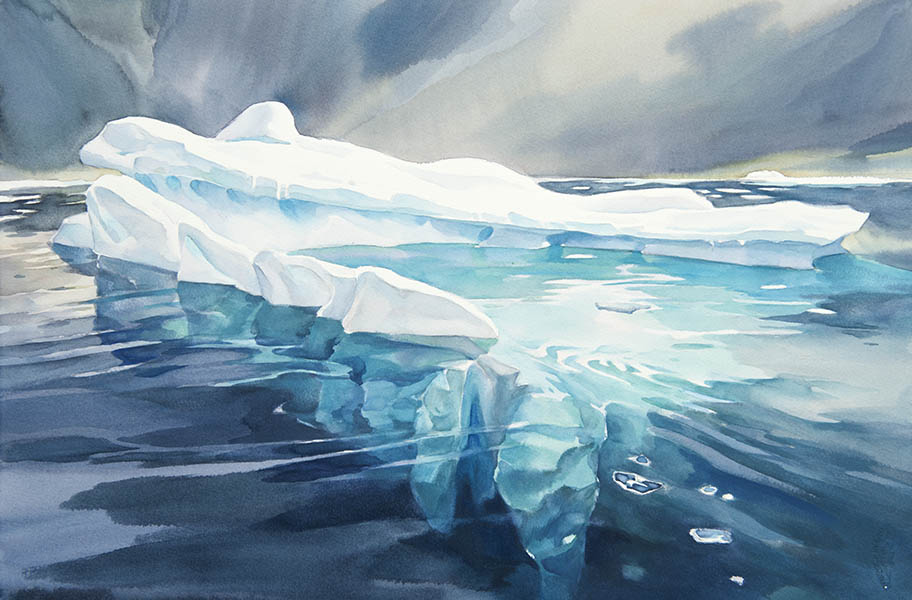 Iceberg n.10